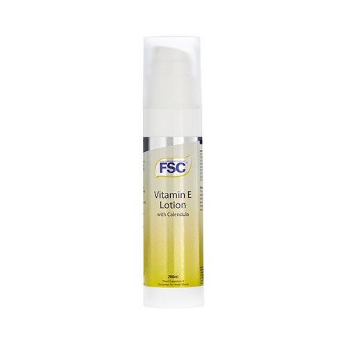 FSC - Vitamin E Lotion 200ml normal RSP £7.09